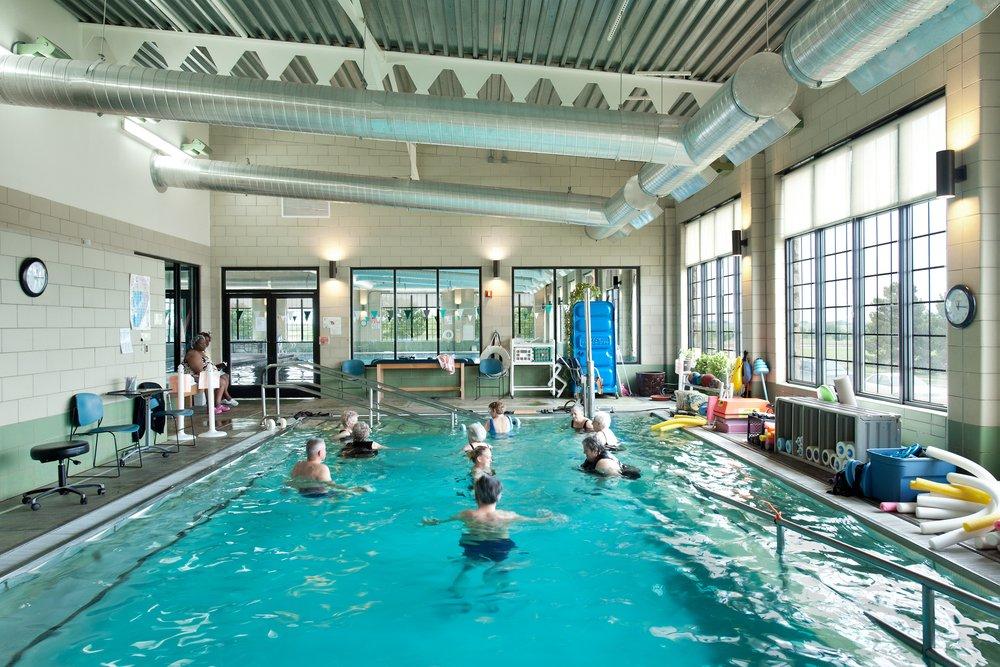 Aquatic Therapy North Texas Rehab